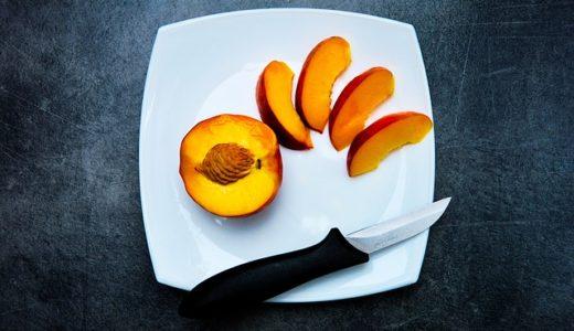桃を美しく簡単に切る方法を老舗フルーツパーラーのシェフに学ぶ「あさイチ」