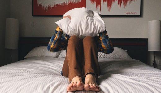 アルツハイマーを引き起こす原因は睡眠障害?