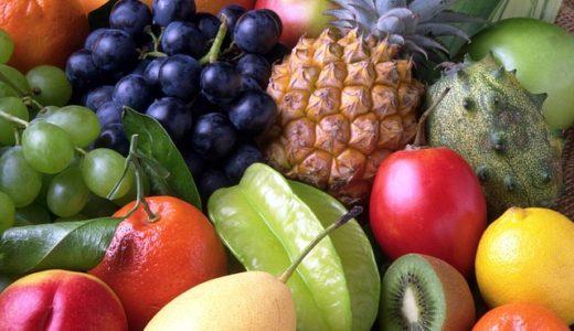 初耳学:夜に食べてはいけない果物