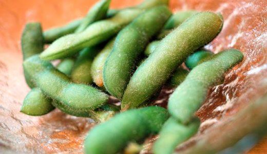 枝豆が骨折を予防する!効果的な食べ方とは?その原因Xにあり