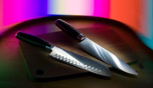 「それダメ」水島シェフによる、固いカボチャを力を使わずスパッと切る包丁の使い方術