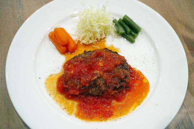 マルシン ハンバーグ レシピ