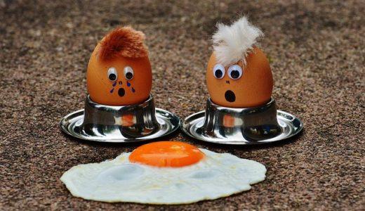 林先生が驚く 初耳学!:エッグロスコ・エッグスラット・黄身がえし卵の作り方