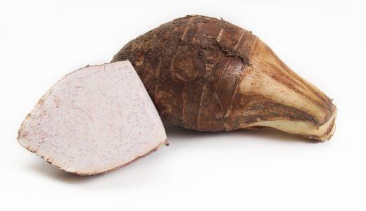 男子ごはん:里芋のカリカリ焼きパルミジャーノがけ