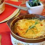レイチェルのパリの小さなキッチン:  巣ごもりタルティフレットのレシピ