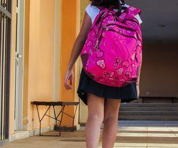 あさイチ:中学生の荷物も重い!