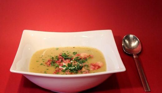 あさイチ:解決ゴハン!冬野菜のスープカルボナーラ風の作り方