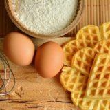 ガッテン!フライパン粉の作り方!フライパンで小麦粉を乾煎りすることでふわふわホットケーキ!