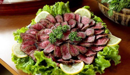 あさイチ:フライパンと麺つゆで20分でできる超簡単ローストビーフ