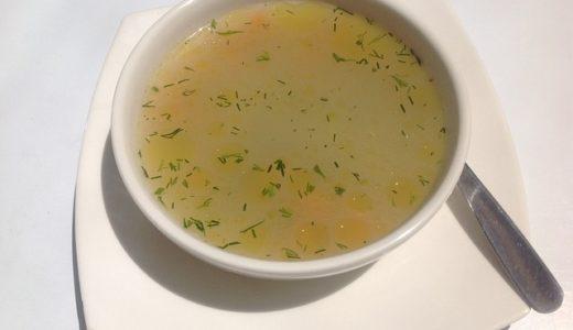趣味どきっ!おひさまライフ:くず野菜のだしの洋風スープレシピ