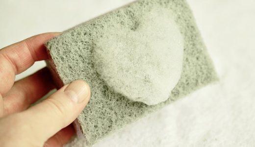 あさイチ:スポンジの交換目安&除菌方法