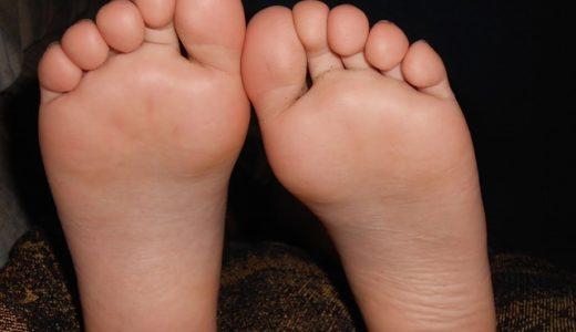 教えてもらう前と後:足の裏チェックで若返り!ガサガサかかとは水虫?