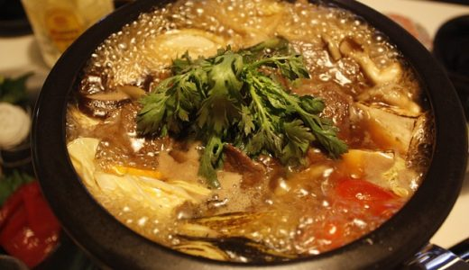 ぴったんこカン・カン:中村獅童&松岡昌宏2人旅!中村獅童の特製坦々鍋レシピ