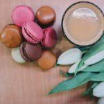 あさイチ:ピエール・エルメさんのマカロン秘伝レシピ!ミルクチョコ&パッションフルーツのマカロン