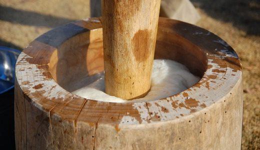 相葉マナブ:新年を祝ってお餅をついて小豆からあんこを作ろうSP
