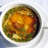 趣味どきっ!お弁当大百科:ミネストローネの作り方@スープ弁当