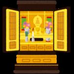 この差って何ですか?お仏壇に入れて良いものいけないもの&お仏壇の前で手を合わせる時やって良いこといけないこと