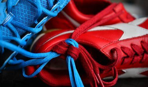 あさイチ:靴ひもの通し方&ほどけにくくする方法