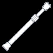 あさイチ:徹底活用つっぱり棒!つっぱり棒の落ちない付け方&補強に便利アイテム