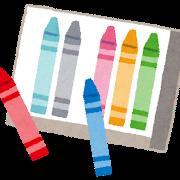 あさイチ:クレヨンキャンドルの作り方:短くなったクレヨンの再利用方法