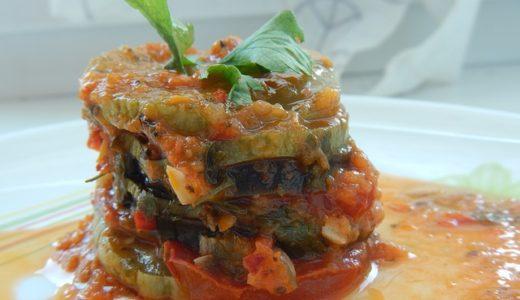 あさイチ:カポナータ丼!落合シェフのオレのどんぶりレシピ