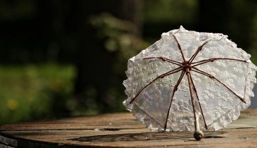 あさイチ:日傘選びのポイント