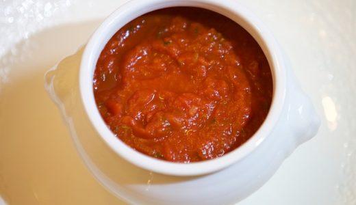 スッキリ!超トマトカレー!山本ゆりさんのスッキリオリジナル1ツィート(140文字)レシピ