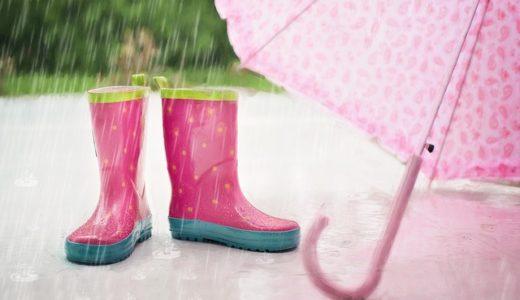 あさイチ:傘の水滴を上手に落とす方法