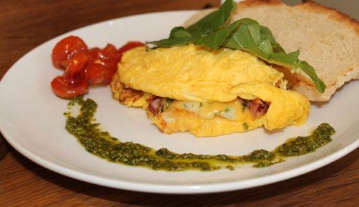 あさイチ:ハレトケキッチン!トマトのチャイニーズオムレツ
