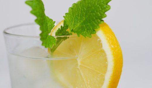 ソレダメ!レモンの三杯酢漬けレシピ!骨粗しょう症予防に効果的!