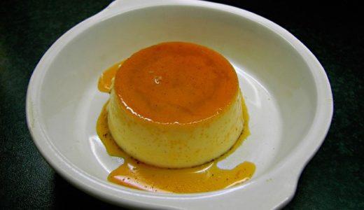 趣味どきっ!幸せのプリン:レトロプリン!ムラヨシマサユキさんのレシピ