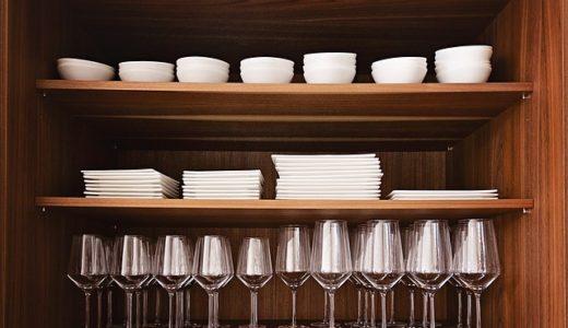ハナタカ優越館:防災対策!大きな揺れに備えたお皿の並べ方&避難所に持っていくと便利なもの