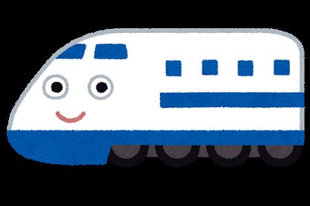 チコちゃんに叱られる!なんで東海道新幹線は白と青なの?