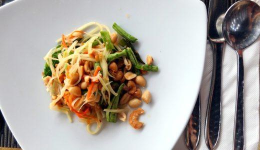 趣味どきっ!アジアごはん:ソムタム(青パパイヤのサラダ)タイ料理レシピ