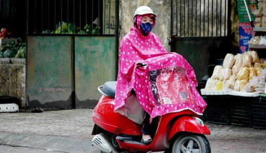 あさイチ:ママチャリ雨の日に便利!自転車のレインウエア!自転車に巻き込まない工夫&洗濯方法