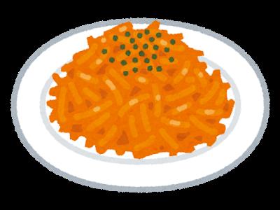趣味どきっ!シェフの休日:にんじんのスパイシーサラダ!天野順子さんレシピ
