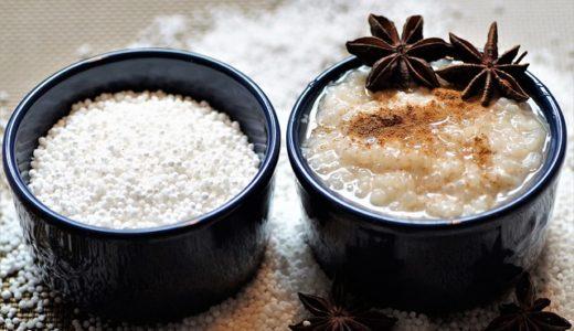 初耳学:AIスィーツとは?タピオカで無洗米が美味しくなる?