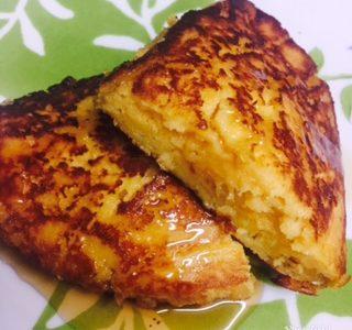 家事ヤロウのパン粉フレンチトーストレシピ!作ってみました♪
