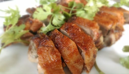 ごごナマ:スイートチリチキンのエスニックサラダ!エダジュンさんレシピ