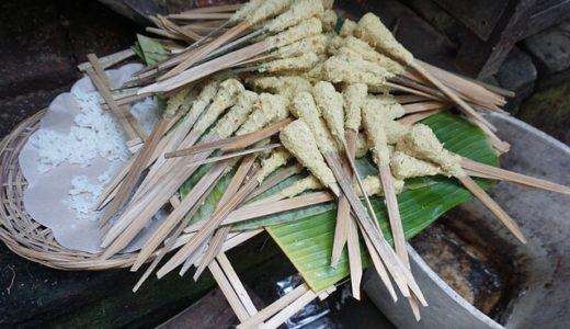 趣味どきっ!大使夫人のおもてなし:サテ・リリットの作り方をインドネシア大使夫人に学ぶ