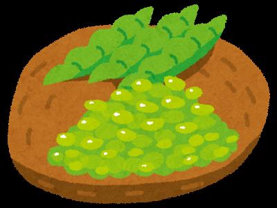 相葉マナブ:アルミホイルで作る焼き枝豆