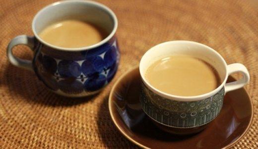あさイチ:ジョン・レノンが愛したロイヤルミルクティーレシピ